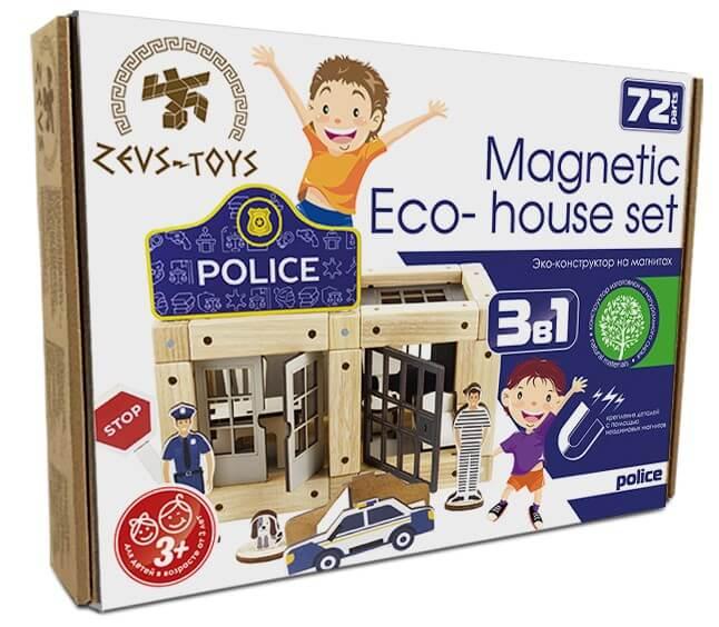 Купить конструктор на магнитах для детей